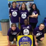 Our team represented Tandridge at the Surrey Youth Games