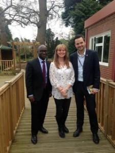 Sarah and MPs